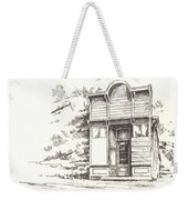 Silver Plume Ghost Town Colorado Weekender Tote Bag