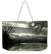 Silver River Weekender Tote Bag
