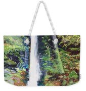 Silver Thread Falls Weekender Tote Bag