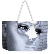 Silver Queen Weekender Tote Bag