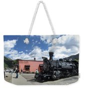Silverton Durango Steam Train - Silverton Colorado Weekender Tote Bag