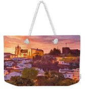 Silves, The Algarve Weekender Tote Bag