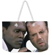 Simon Sez - Die Hard Weekender Tote Bag