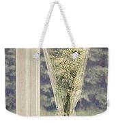 Simple Bouquet Weekender Tote Bag