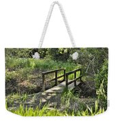 Simple Bridge Weekender Tote Bag