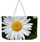 Simple Daisy Weekender Tote Bag