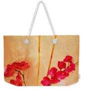 Simple Floral Arrangement  Weekender Tote Bag