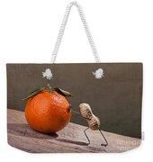 Simple Things - Sisyphos 01 Weekender Tote Bag by Nailia Schwarz