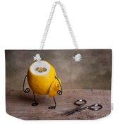 Simple Things 11 Weekender Tote Bag by Nailia Schwarz