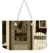 Simple Times Weekender Tote Bag
