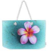 Simplicity Weekender Tote Bag by Jade Moon