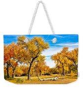 Simply Autumn Weekender Tote Bag