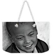 Simply Joy Bw Weekender Tote Bag