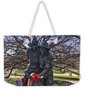 Simpson And His Donkey - Canberra - Australia Weekender Tote Bag