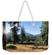 Simpson Meadow - Sierra Weekender Tote Bag
