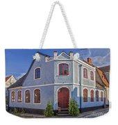 Simrishamn Townhouse Weekender Tote Bag