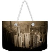 Sin City Weekender Tote Bag by Loriental Photography