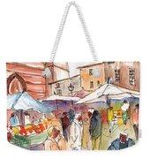 Sineu Market In Majorca 01 Weekender Tote Bag