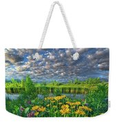 Sing For The Day Weekender Tote Bag