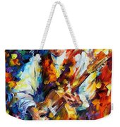 Sing My Guitar Weekender Tote Bag