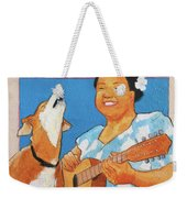 Sing To Me Weekender Tote Bag