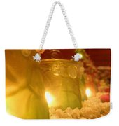Singapore Temple Offering Lamps 2 Weekender Tote Bag