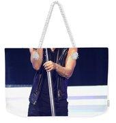 Singer Prince Royce Weekender Tote Bag