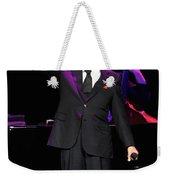 Singer Tony Bennett Weekender Tote Bag