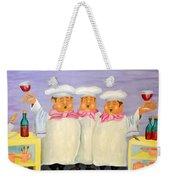 Singing Tenorloins Weekender Tote Bag