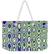 Single High Rise Abstract Phoenix Weekender Tote Bag