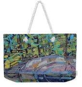 Singleton Granite Weekender Tote Bag