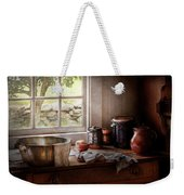 Sink - The Morning Chores Weekender Tote Bag by Mike Savad