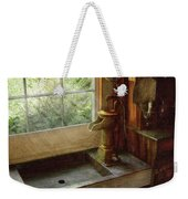 Sink - Water Pump Weekender Tote Bag