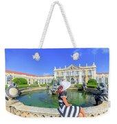 Sintra Travel Woman Weekender Tote Bag