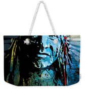 Sioux Chief Weekender Tote Bag