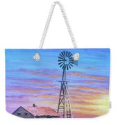 Sioux County Sunrise Weekender Tote Bag