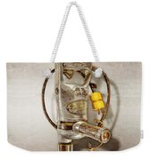 Sioux Drill Motor 1/2 Inch Weekender Tote Bag