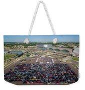 Sioux Falls Rise/shine 3 Weekender Tote Bag