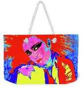 Siouxsie With Dragon Tattoo Weekender Tote Bag