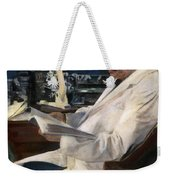 Sir Alexander Fleming Weekender Tote Bag