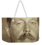 Sir Arthur Conan Doyle, 1859 -1930 Weekender Tote Bag
