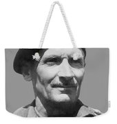 Sir Bernard Law Montgomery  Weekender Tote Bag