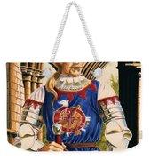 Sir Dinadan Weekender Tote Bag by Melissa A Benson