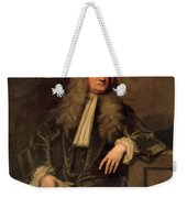 Sir Isaac Newton  Weekender Tote Bag
