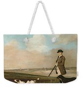 Sir John Nelthorpe Weekender Tote Bag by George Stubbs