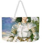 Sir Lancelot Weekender Tote Bag