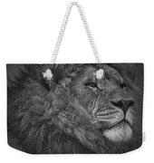 Sir Lion Weekender Tote Bag