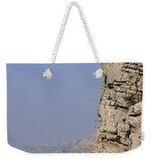 Sir Of The Rocks Weekender Tote Bag