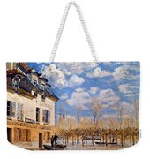 Sisley: Flood, 1876 Weekender Tote Bag