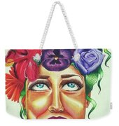 Sista Nature  Weekender Tote Bag